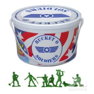 Disney Toy Story Collection Bucket O Soldiers Army Men