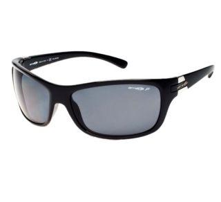 a5f9af6c78 ... Arnette AN 4120 03 Speed POLARIZED Black Grey Mens Boys Sunglasses in  ...