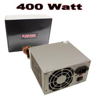 New 400 Watt ATX Switching Power Supply ATX AMD P4 Fan