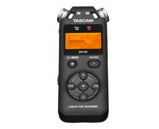 Tascam Dr 05 Portable Recorder DR05 Dr 05 PROAUDIOSTAR