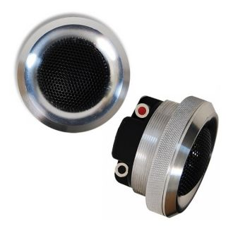 Audiopipe ATX 100 1 Car Audio Silk Dome Tweeters 2 Pairs 4 Tweeters