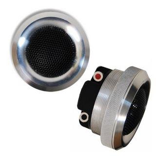 Audiopipe ATX 100 1 Car Audio Silk Dome Tweeters 2 Pairs 4 Tweeters