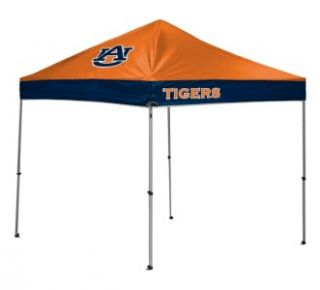 Auburn University Tigers 10 X 10 Canopy Tent Shelter Srtaight Leg