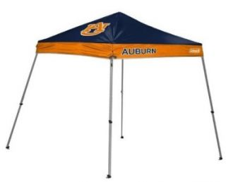 Auburn University Tigers 10 x 10 Canopy Tailgate Tent Shelter Coleman