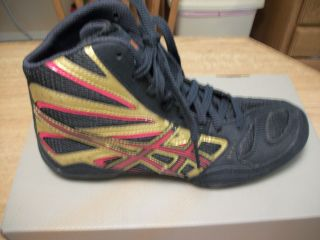 Asics Mens Split Second 8 Wrestling Shoes New Sizes 7 to 13
