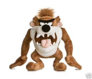 Looney Tunes 12 Taz Tasmanian Devil Aurora Plush Toy