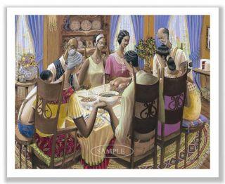 African American Art Blessing II John Holyfield