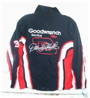 Dale Earnhardt 3 NASCAR Jacket Chase Authentics Med 10 12