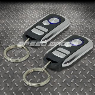 Way Remote Car Auto Security Alarm Siren Searching Key Chain T9