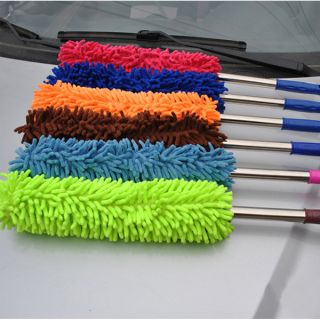 Household Auto Car Truck Microfiber Duster Dirt Cleaning Wash Brush