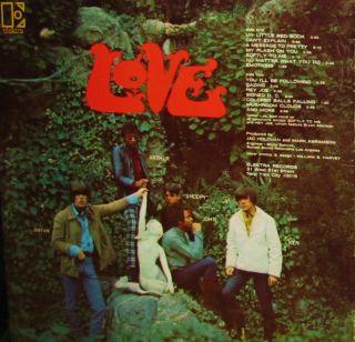 1st Love Garage Fuzz Psych Arthur Lee West Coast Punk Shaker