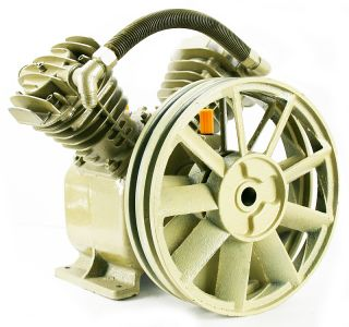 HP 5 5HP V Type Air Compressor Pump Automotive Home New