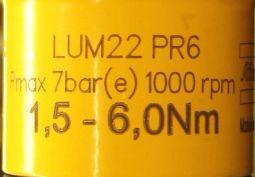Atlas Copco 8431 0269 56 (LUM22 PR6) Air Gun *BRAND NEW