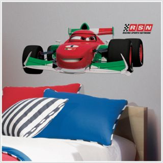 Big Wall Mural Stickers Room Decor Race Car Decals R12