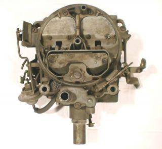 Quadrajet 7042264 1972 GTO Firebird 400 Auto Trans Carburetor