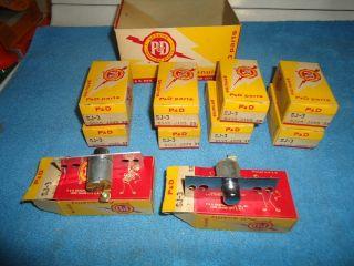 Mopar GM Ford Vintage Auto Parts Door Jamb Switch 1940 1950s Era SJ 3