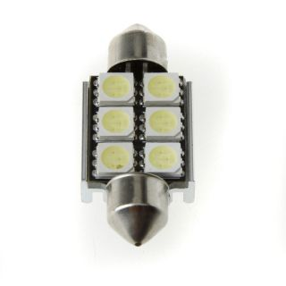LED Car Interior Bulbs Automotive Dome Festoon Light Lamp White