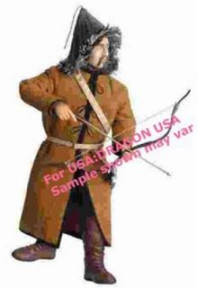 Scale 12 Figure The Hun Warrior Barbarian Series Attila 74005