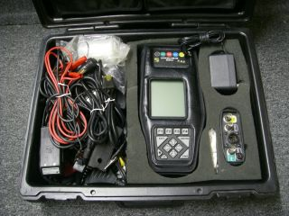 Interro Omitec PDA 2000 Automotive Lab Scope w/ Ignition Module No