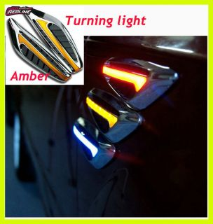 Car Side Marker Turn Signal Lights Bulbs Lamps for Suzuki SX4 Swift