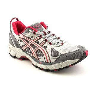 Asics Gel Kahana 4 Womens Size 9 5 Gray Mesh Synthetic Running Shoes