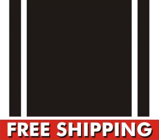 Racing Stripes Vinyl Decal Sticker Rally Car Truck