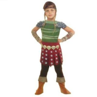 Dragon Astrid Green Girls Kids Dress Oktoberfest Sz 4 6X s Solid Rubie