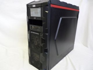 Azza Fusion 3000 ATX Full Tower Case w V12XT Panel Water Cooling 1000W