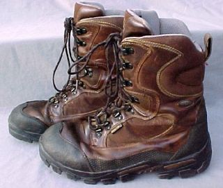 AXO Motocross Motorcycle Boots Mens Size 8
