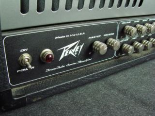 XXL Amp Head USA Transtube Series w Power Cable Amplifier