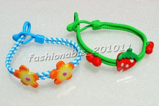 Polymer Clay Assorted Children Kid Baby Jewelry Bracelet 36pcs