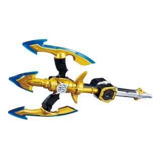 Power Rangers Gokaiger Kaizoku Pirate Armada Mobirates Weapon Silver