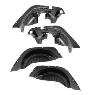 Wrangler Rugged Ridge Fender Flare Wheel Well Liners   11620.50