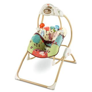 fisher price 2 in 1 baby swing n rocker new authorized retailer plays