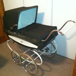 Vintage Pedigree Pram Baby Carriage Mint Condition