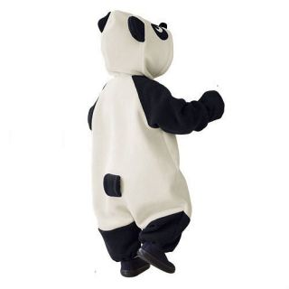 NWT Baby Warmer Clothes Costume Outfit Infant Panda Sleeping Bag Climb
