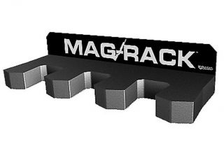 Real Avid Mag Rack Dense Foam Gun Rack with Magnetic Back for field