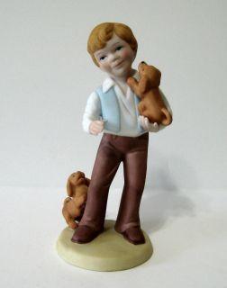 Vintage 1981 Avon Best Friends Figurine