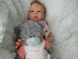 Reborn Baby Boy Girl Jamie Olga Auer