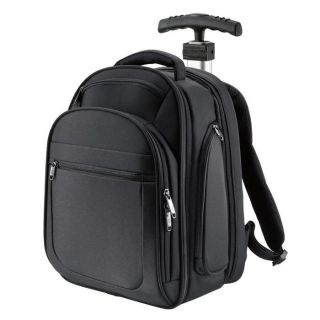 brookstone 16 checkpoint friendly rolling backpack roll it or carry it