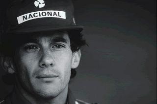 Ayrton Senna Da Silva McLaren Honda F1 Formula 1 Photograph Japan