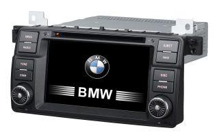 Autoradio Navigation GPS Navi DVD BMW E46 3 Series DVB T Fakultativ