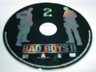 Bad Boys 2 Special Features DVD Disc Only