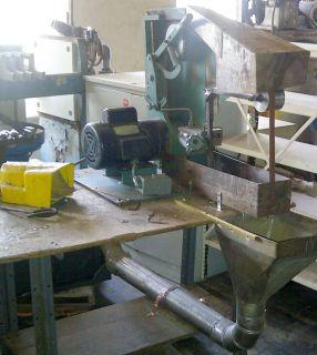 Stephen Bader 2 inch Industrial Belt Sander Heavy Duty sanding