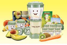 Magic Baby Bullet Food System Replacement Parts