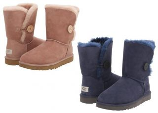 UGG AUSTRALIA BAILEY BUTTON WOMENS WINTER BOOT SHOES ALL SIZES