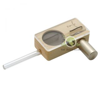 Magic Flight Launch Box Portable Vaporizer Grinder