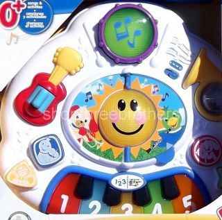 Baby Einstein Discovering Music Learning Activity Table Kids Floor Toy