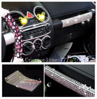 1008pcs Auto Bling Crystals Diamond Car Interior Exterior Sticker