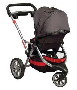 System Baby Car Seat Infant Push Stroller Walker Roller New